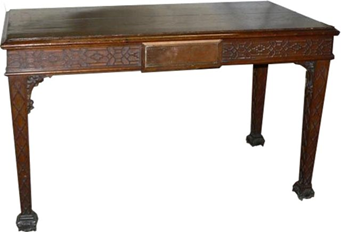 Queen Victoria writing table